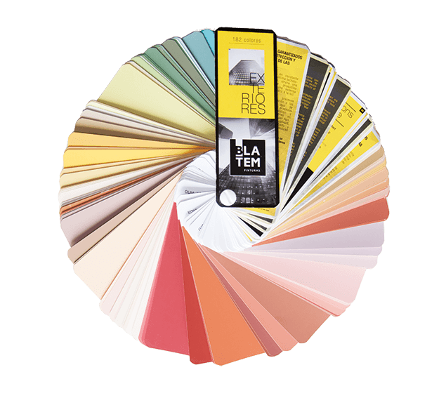 pigmentos fríos carta de colores