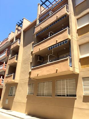 Fachada Málaga 1