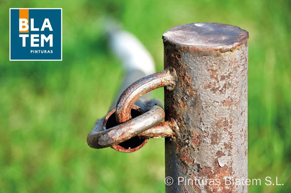 Cómo evitar la corrosión