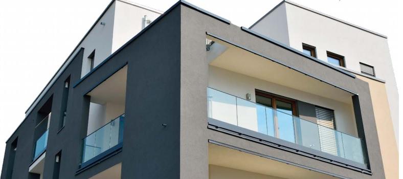 Nueva carta de colores de revestimientos para fachadas con