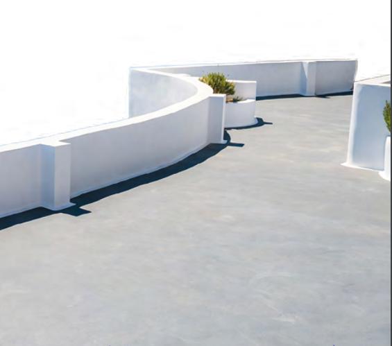 Impermeabilización líquida de cubiertas