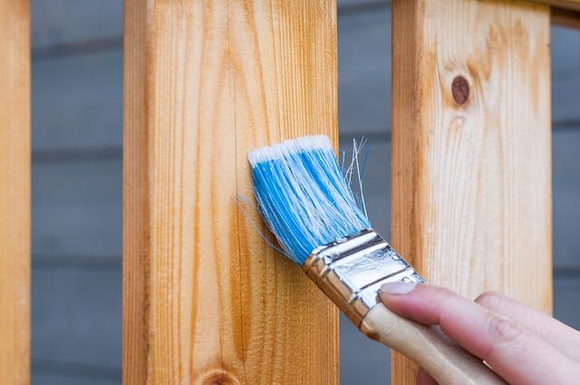 pintura para restaurar muebles