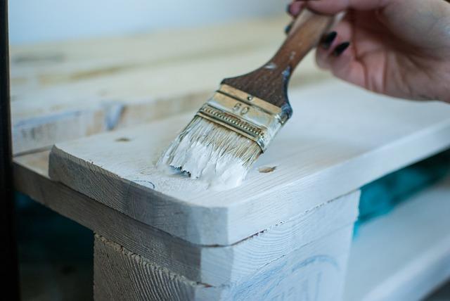 esmalte para madera