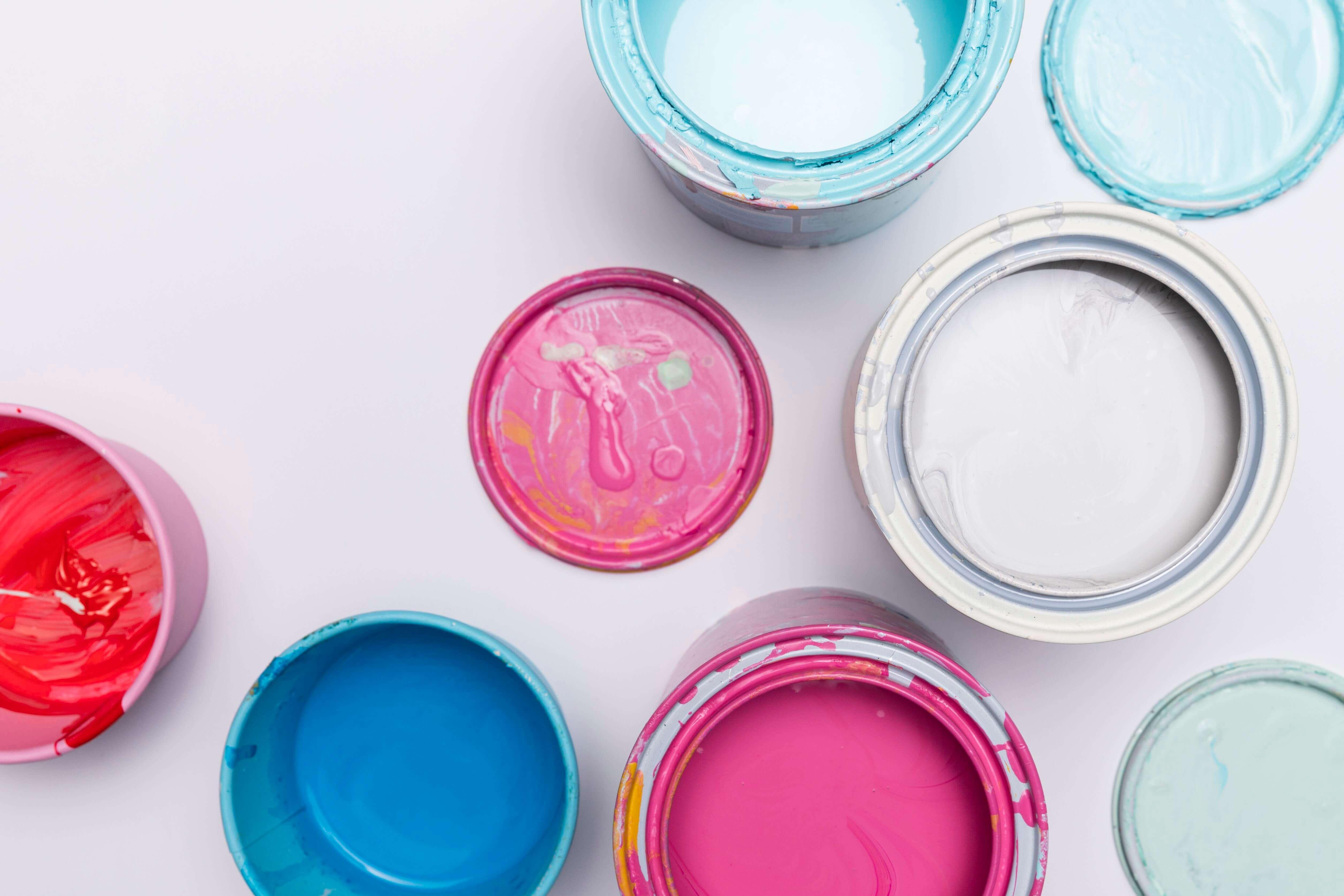 proceso de fabricación de pinturas