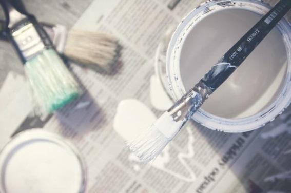 pintura al agua