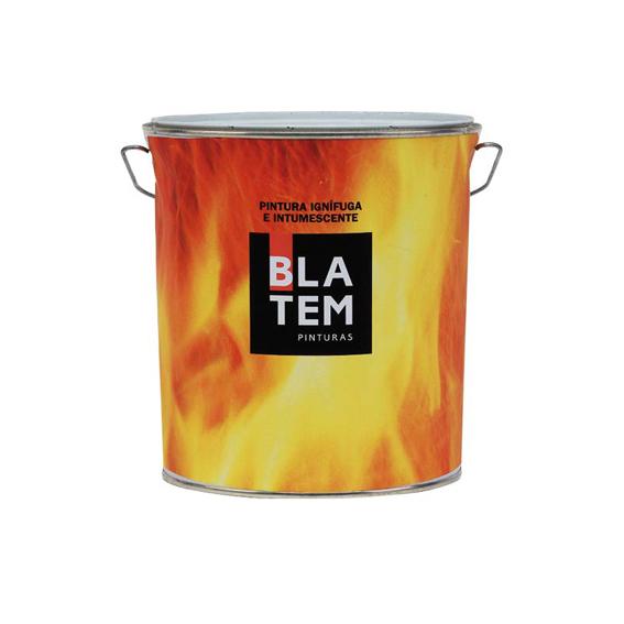 Protecci n pasiva contra incendios con blatem pinturas for Pinturas proteccion contra incendios