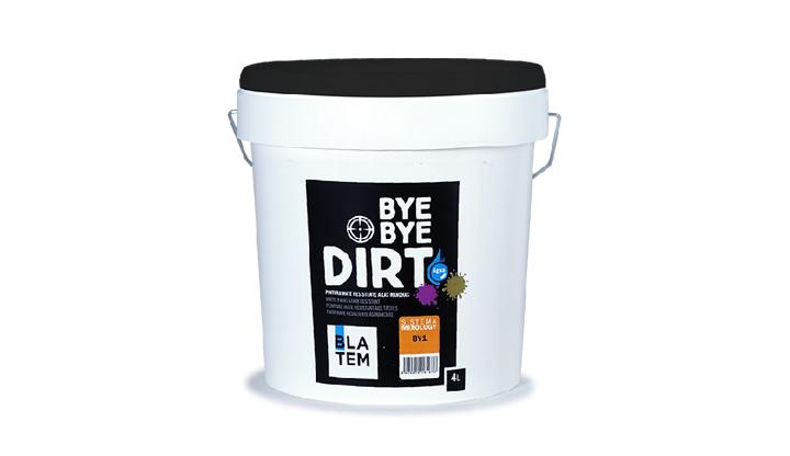 Bye bye dirt